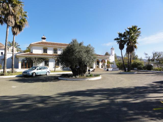 Hacienda La Axarquia