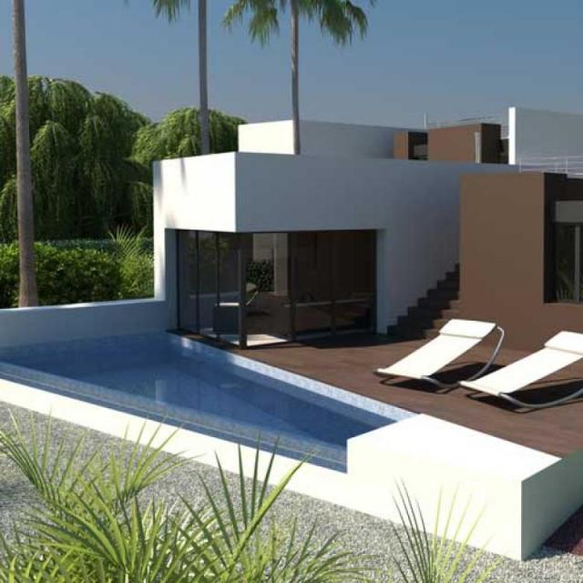 Villas Spain