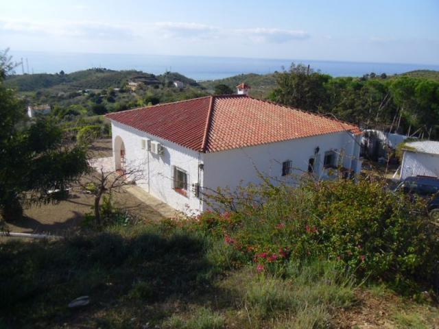 Benajarafe vila