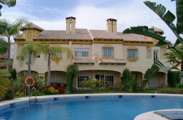 Marbella Puerto Banus town house