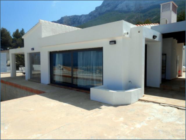 Denia - moderní vila