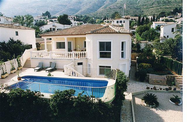 Denia - moderní vila 6