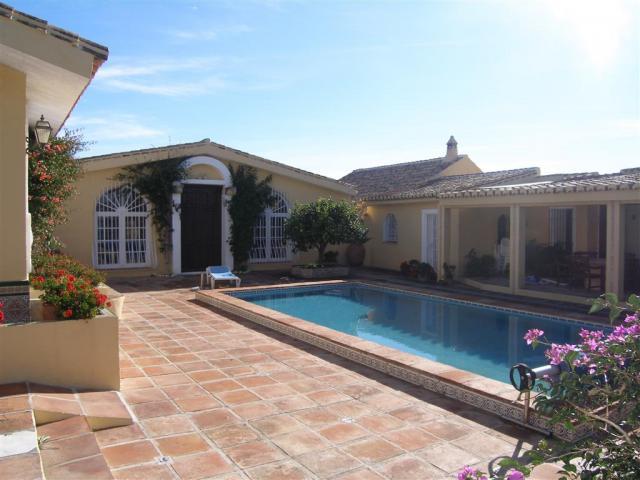 Mijas Costa luxusní vila