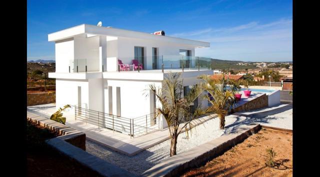 Luxusní vila v Javei