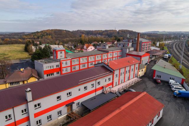 Skladový areál Praha východ