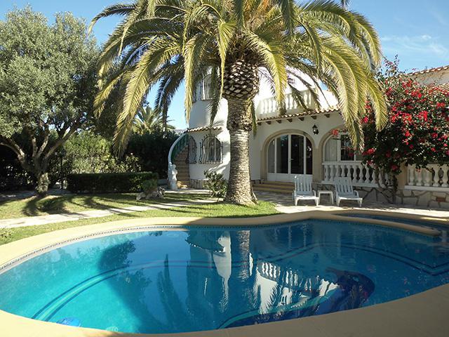Vila v Els Poblets