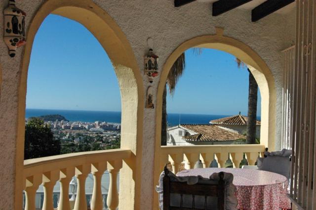 Denia - vila s panoramatickým výhledem 4158-23