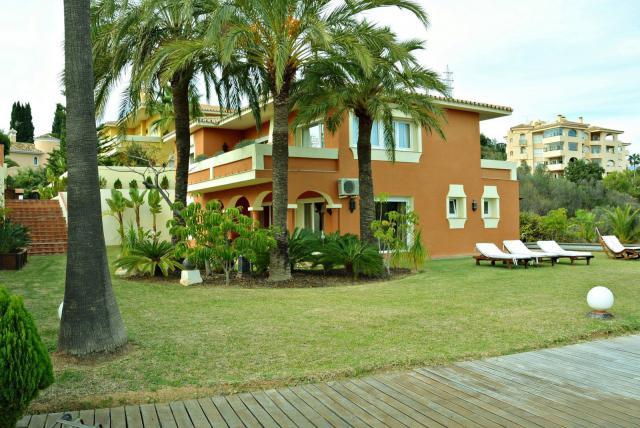 Vila Elvíria - Marbella - ref. R256682